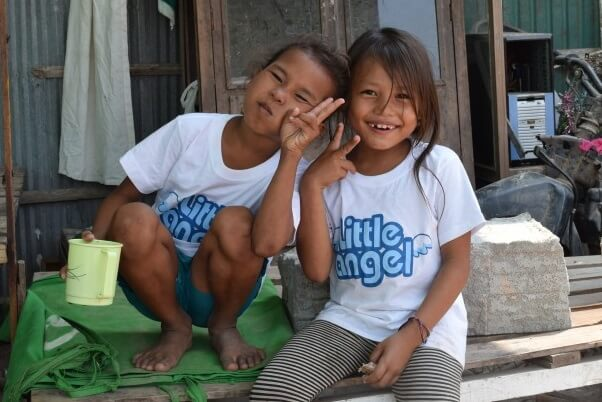 Cambodian orphanages